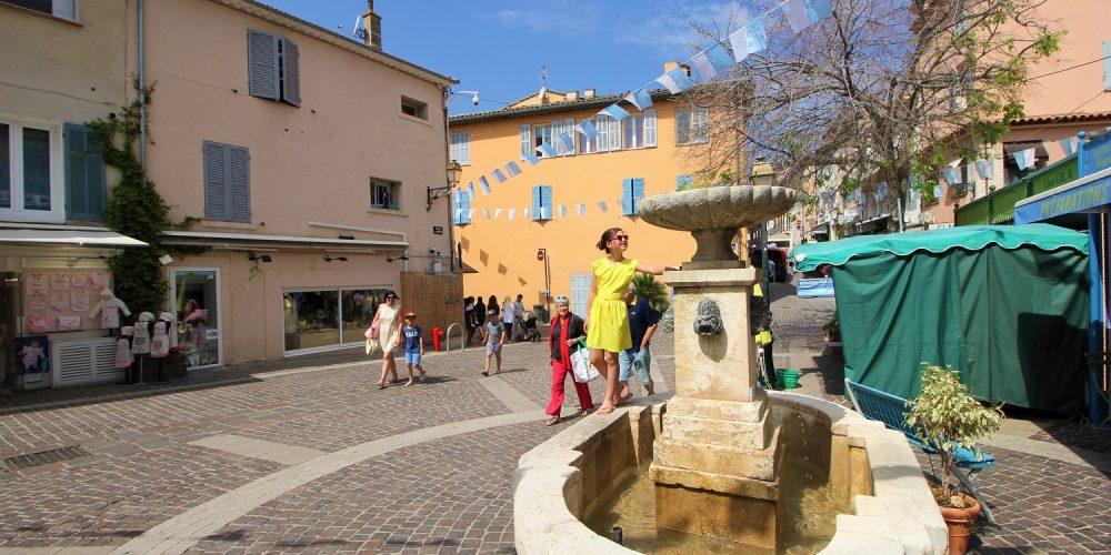 Sainte-Maxime en famille, une destination Famille Plus dans le Var
