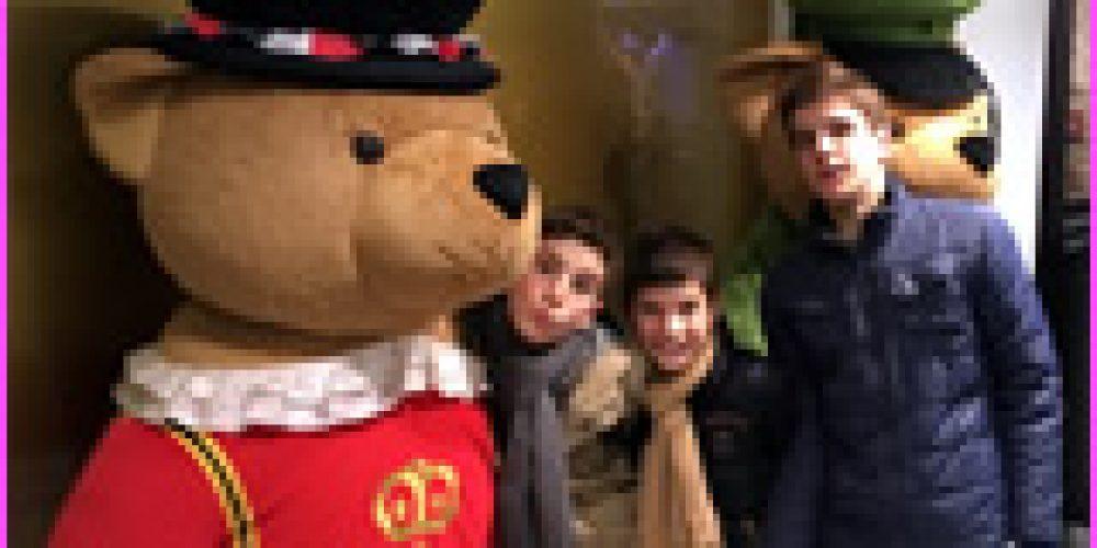 Londres avec des enfants : deuxième séjour !
