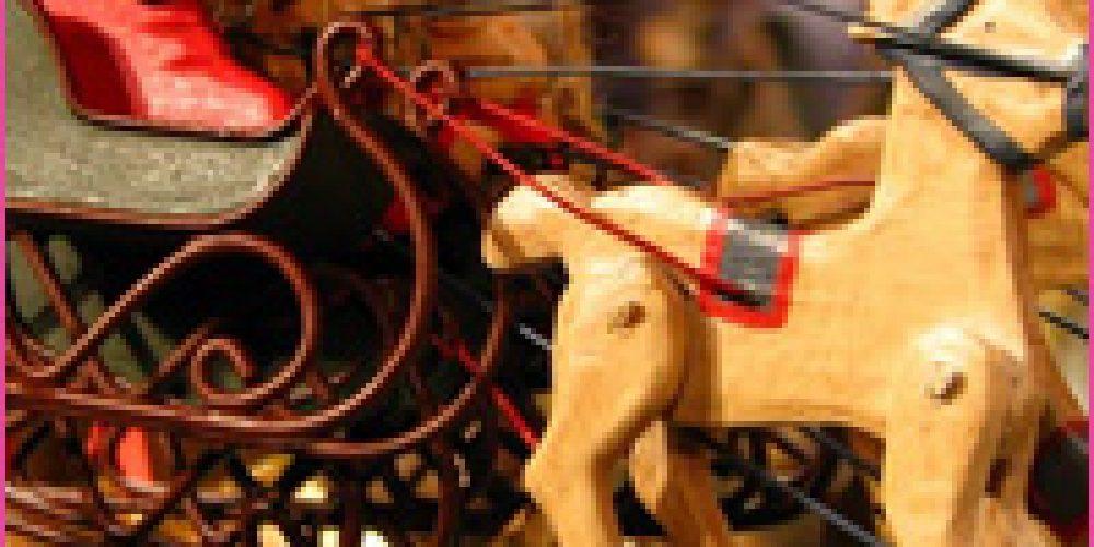 Pour les provençaux, les dates des marchés de Noël et des foires aux santons 2010.