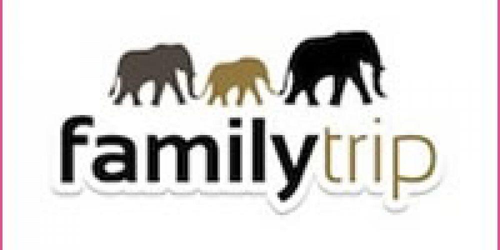 FAMILYTRIP, la centrale de réservation  dédiée aux familles!