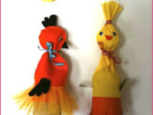 Quelques idées de création pour Pâques …