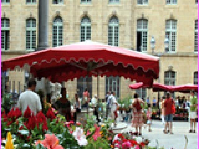 Une journée en famille à Aix en Provence
