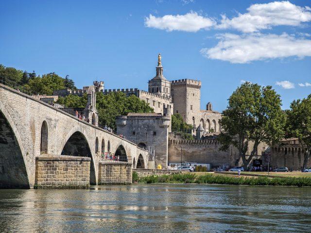 Avignon en famille