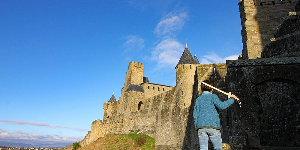 Carcassonne en Famille Féérie de Noël et autres temps forts