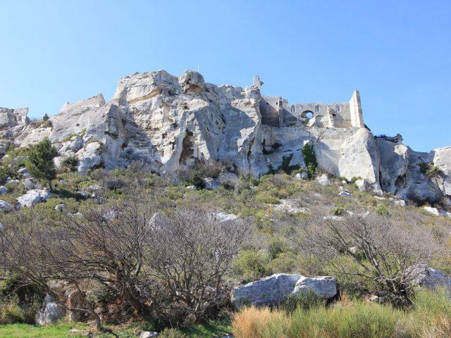 Une journée en famille aux Baux-de-Provence