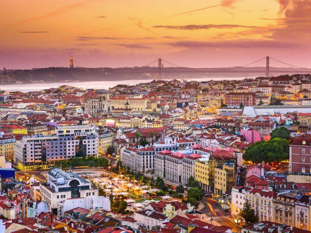 Lisbonne avec des enfants