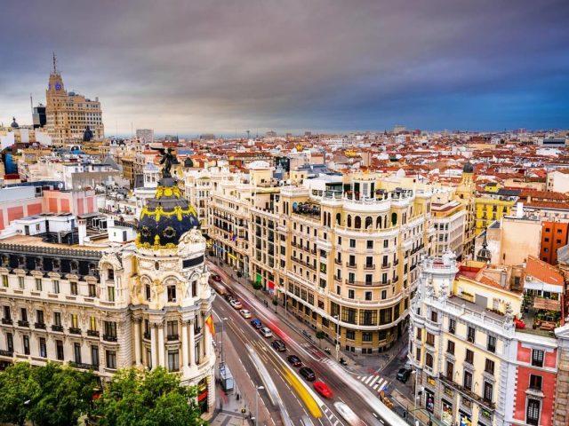 Un séjour en famille à Madrid