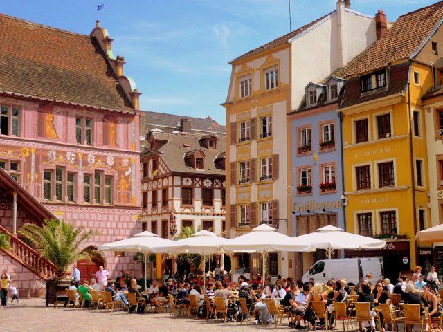 Mulhouse avec des enfants : une ville labellisée Famille Plus !