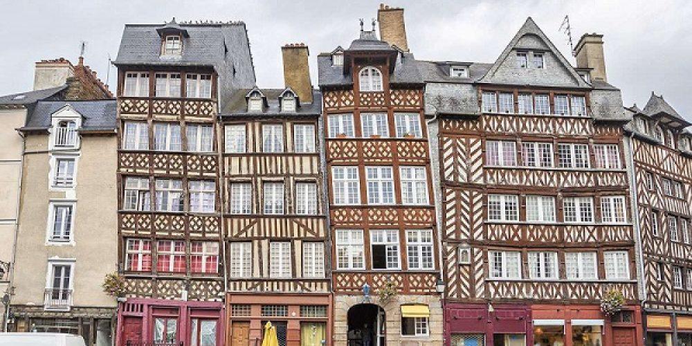 Un week-end en famille à Rennes