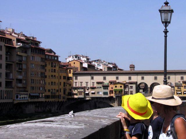 La Toscane en famille