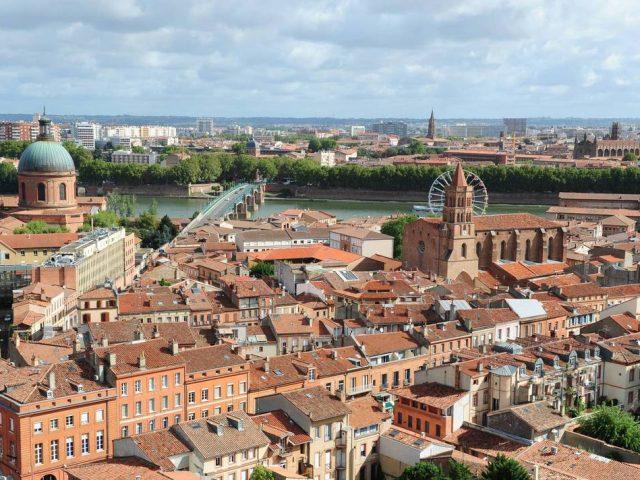 Un week-end ou vacances à Toulouse en famille