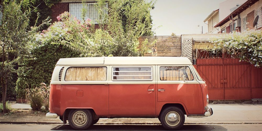 Un road trip en van ou fourgon aménagé, en famille astuces.