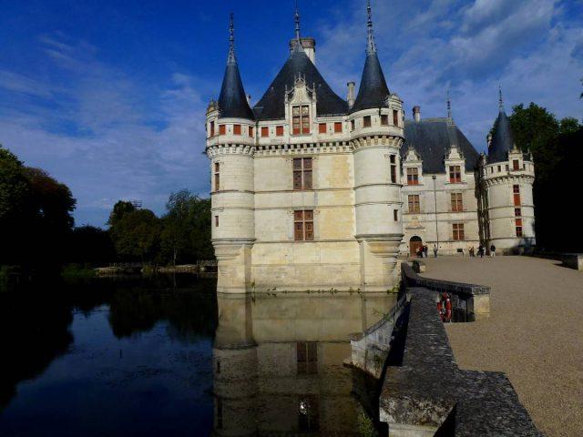 Visiter Azay-le-Rideau et les châteaux de la Loire en famille