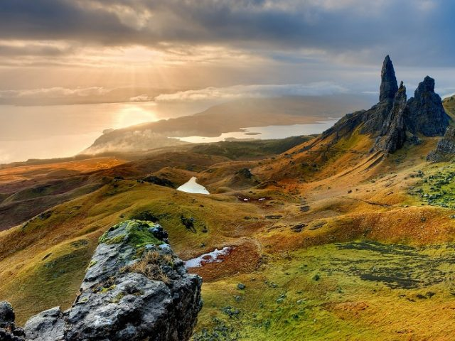 Comment se rendre à Glasgow ? L'Écosse en famille.