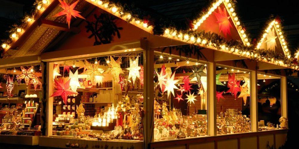 Les marchés de Noël en Provence 2018