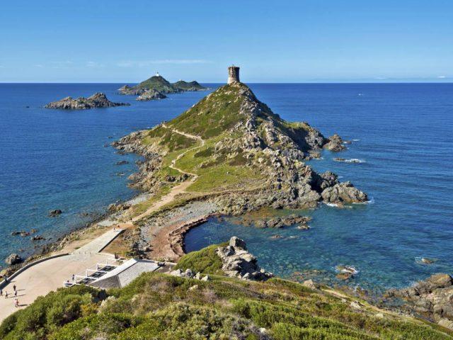 Marche nordique ou rapide en Corse