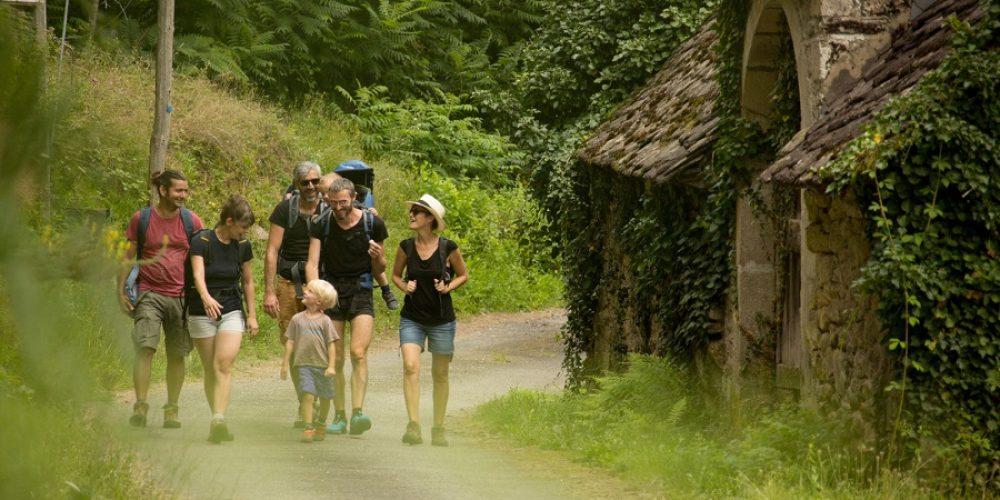 La vallée de la Dordogne en famille